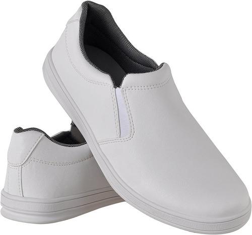 bf01b5565 Sapato Masculino Branco Enfermeiro Medico Dentista Promoção