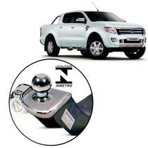 Engate Reboque Inmetro Ford Ranger 2013 A 2015 Com Garantia