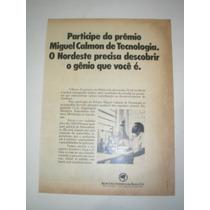 ( L 290/ G ) Propaganda Antiga Banco Economico Da Bahia