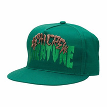 Boné Creature Hesh Crew Twill Forest