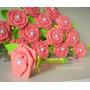 Lembrancinhas Dia Das Mães Caneta Flor 10 Unidades