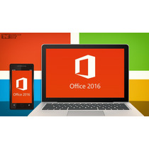 Licença/ Chave Para Office 2016 Professional Plus 2016+ Link