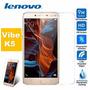 Película Vidro Anti-riscos Celular Lenovo Vibe K5 Plus A6020