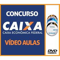 Concurso Caixa Econômica Federal Técnico Bancário Vídeo Aula