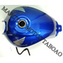 Tanque Fan 150 Azul