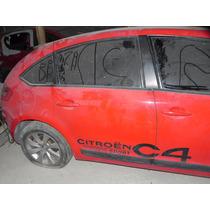 Sucata Citroen C4 Ano 2012 Sport Ret ,para Retirada De Peças