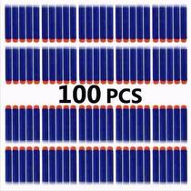 Refil Munição Dardos Nerf Hasbro N-strike Kit 100 Unidades
