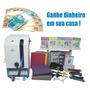 Maquina De Fazer Chinelos Completa C/ Kit E Fresa (havainas)