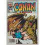 Conan, O Bárbaro N° 21 - Formatinho Raro!!! Bom Estado!!! Original