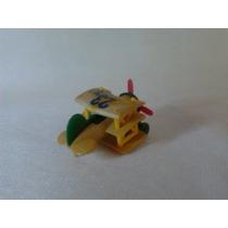 Brinquedo Avião Miniatura Desmontavél
