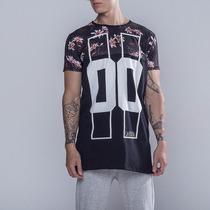 Camiseta Flower 00 - La Máfia Ref 12059