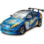 Carrinho Controle Remoto Racing Masters R/c 0931 Buba Azul