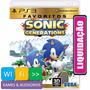 Sonic Generations Playstation 3 Ps3 Pronta Entrega Lacrado