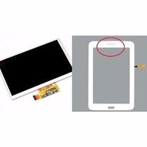 Display Lcd + Touch Sm-t110 Samsung Galaxy Tab 3 Original