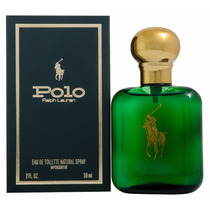 Ralph Lauren Polo Verde ( Green ) 59ml Masculino | Original