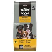 Ração Threedogs Adulto Raça Média E Grande 15kg Frete Free