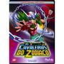 Dvd Os Cavaleiros Do Zodíaco Vol. 04 - Forças Ocultas No S