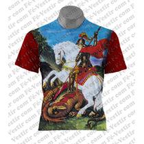 Camiseta Orixá - São Jorge