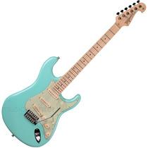 Guitarra Stratocaster Tagima Hand Made Brasil T635 Verde