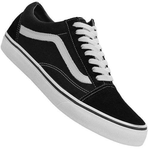 Tênis Vans Old Skool Classic Original ( Envio Imediato ). Preço  R  159  Veja MercadoLibre 74b91d1229b