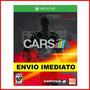 Project Cars - Xbox One - Legendado Em Português Brasil