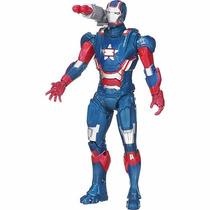 Boneco Homem De Ferro 3 Patriota 26cm Iron Man