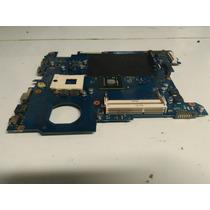 Placa Mãe 14ul Ba41-01326a Notebook Samsung Rv410 Defeito