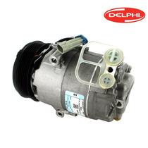 Compressor Do Ar Condicionado Gm Astra E Vectra - Fiat Idea-