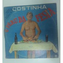 Lp, Disco Vinil - Costinha - Raridade