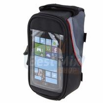 Bolsa Porta Celular Bike Bicicleta Iphone Galaxy Motorola Lg
