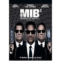 Dvd Original Do Filme Mib 3 (will Smith)