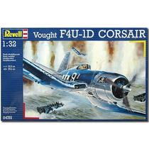 Modelo Plane - Revell Vought F4u-1a Corsair Lutador Jet