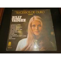 Lp Billy Vaughn - Sucessos De Ouro Vol.2, Disco Vinil, 1969