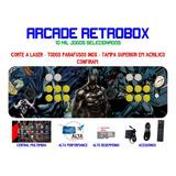Arcade Portátil Retrobox