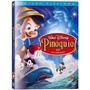 Dvd Duplo Pinóquio - Disney - Platinum - Original Lacrado