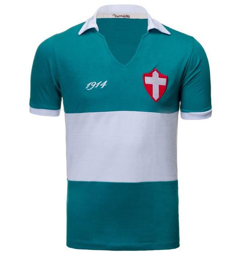 cba8184f2d Camisa Retrô - Palmeiras - Savoia 1914 - Palestra Italia