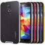 Capa Spigen Neo Hybrid Galaxy S5 New Edition + Pelicula
