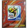 Álbum Da Copa Do Mundo 2010 C/ 328 Figurinhas Incompleto Original