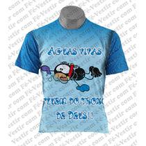 Camiseta Evangelica - Evangelico - Jesus