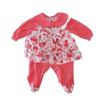 Macacão Infantil Feminino De Plush 9626