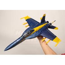 Aeromodelo Jato Mini F-18 Edf Fighter Jet Epo (pnp) Elétrico