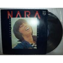 Lp Nara Leão Com Açucar Com Afeto 1980 / Encarte
