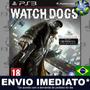 Ps3 Watch Dogs Código Psn Português Envio Agora