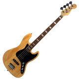 Contra Baixo Elétrico 4 Cordas Jazz Bass Aubcb412 Auburn