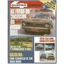 Revistas Quatro Rodas De 1979 A 1999