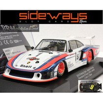 Autorama Racer Sideways Porsche 935 Moby Dick Martini Racing