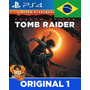 Shadow Of The Tomb Raider Ps4 Psn Original 1   Primária
