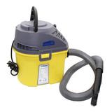 Aspirador Tekna Compact 10 9.5l Amarelo E Cinza 110v