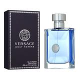 Perfume Versace Pour Homme 100ml Original Lacrado Masculino
