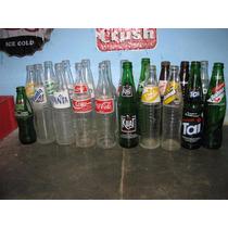 Garrafas Antigas, Coca, Pepsi, Crush, Mineirinho, Grapette..